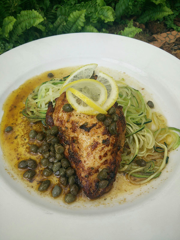 lemon-chicken-dish